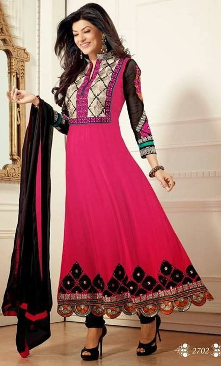 This is the image gallery of Sushmita Sen Anarkali Frocks Dresses 2014 for Girls. You are currently viewing Sushmita Sen Anarkali Frocks 2014 for Girls (10). All other images from this gallery are given below. Give your comments in comments section about this. Also share stylespoint.com with your friends.  #anarkalifrocks, #indiandresses, #anarkalisuits, #sushmitasen