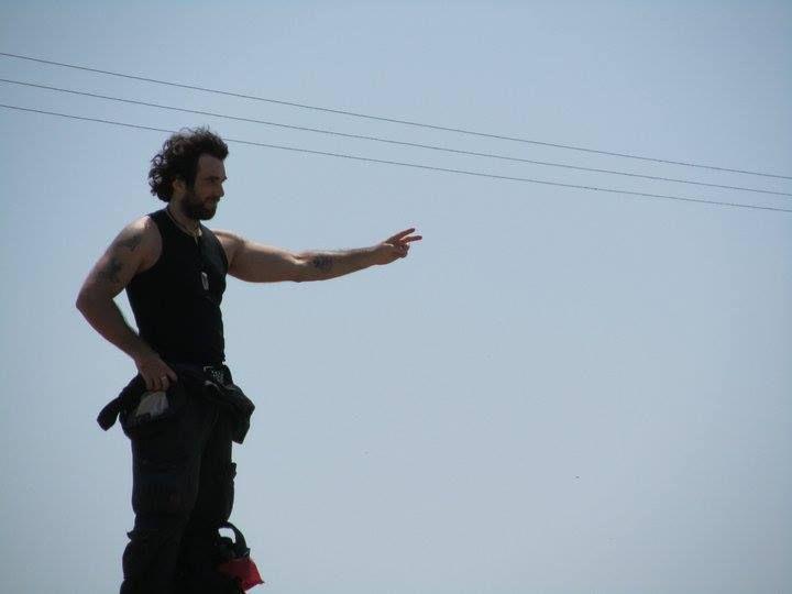 Vik. ❤ #VittorioArrigoni #Palestina #Gaza