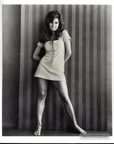 Bedazzled - Promo shot of Raquel Welch