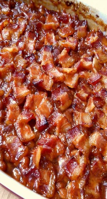 Southern Style Baked Beans Recipe