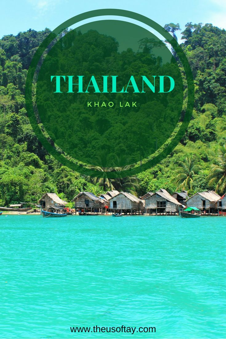 Khao Lak, Thailand. A visitors guide