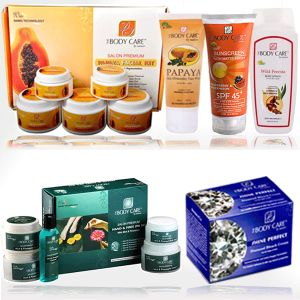 Purchase Online Body Care Super Saver Skin Care Combo to give a cure to pimples and many other skin problems by using body care skin care. Call Now: 0-90411-09870