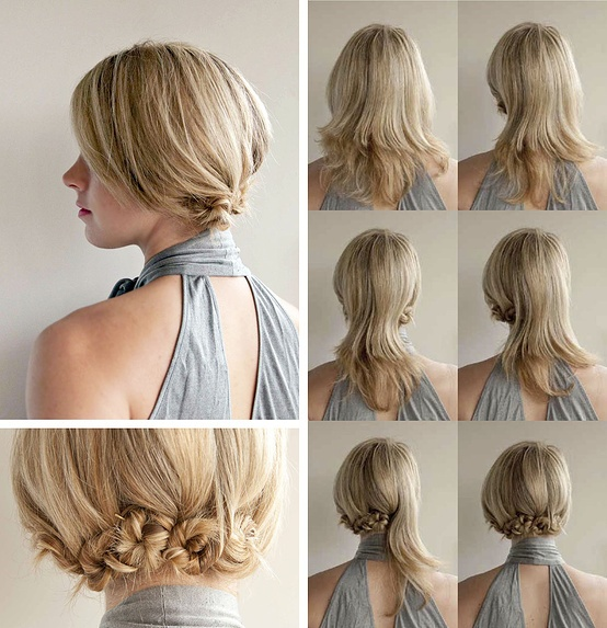 simple style  MsWonder - Beauty CommunityStyle Mswonder, Beautiful Community, Hair Dos, Casual Updo, Cut Hairstyles, Beautiful Hair, Simple Style, Hair Style, Things To Do