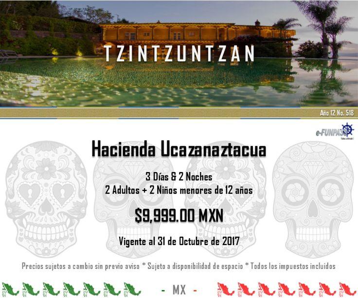 e-FUNPASS Año 12 No. 518 :) Tzintzuntzan