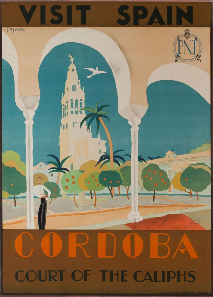 Córdoba, court of the Caliphs
