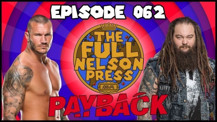 This week Brandon & Pete review WWE Payback 2017! The guys welcome Kevin Owens b