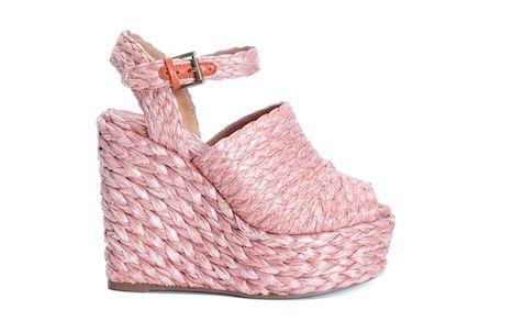 Zapatos ASH mimbre