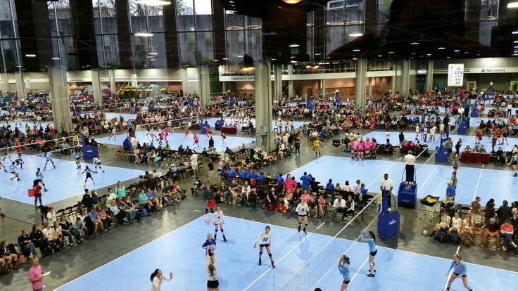 Big South ASICS Volleyball Tournament