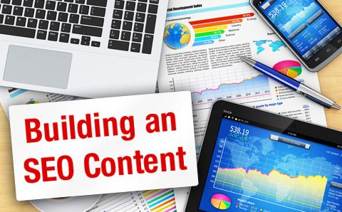 SEO Content Strategy Mobile and Tablet