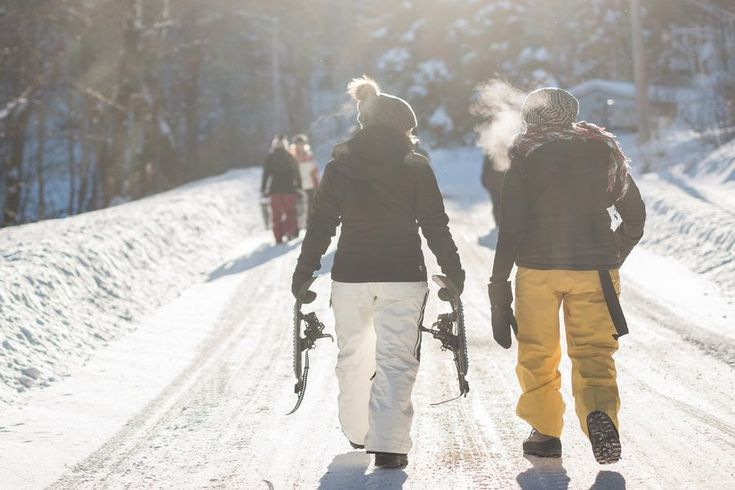 Whether you're skiing, snowboarding, ice skating, or hiking through a winter wonderland, use these inventions to help seize your day filled with snow!