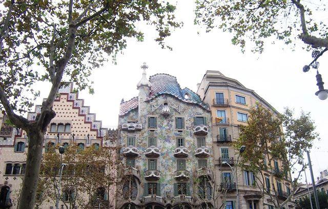 Penny In Wanderland: Γιατί αξίζει να επισκεφτείς την Βαρκελώνη μόνο και...