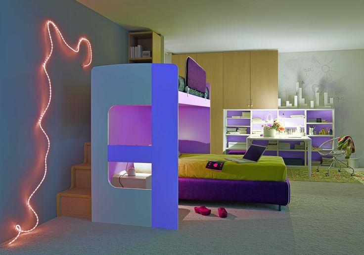 17 migliori idee su camere da letto a castello su for 3 piani di fattoria camera da letto