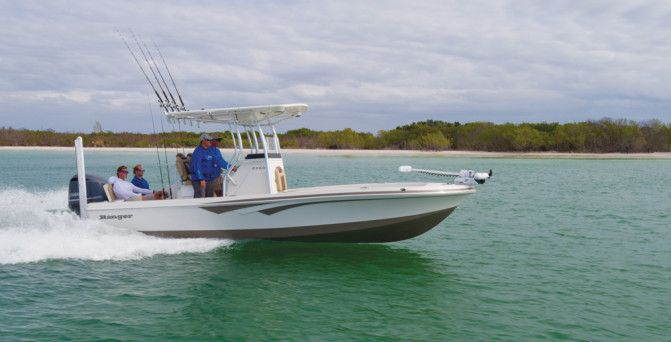 Ranger Boats 2360 and 2260 Debut at Miami Boat Show