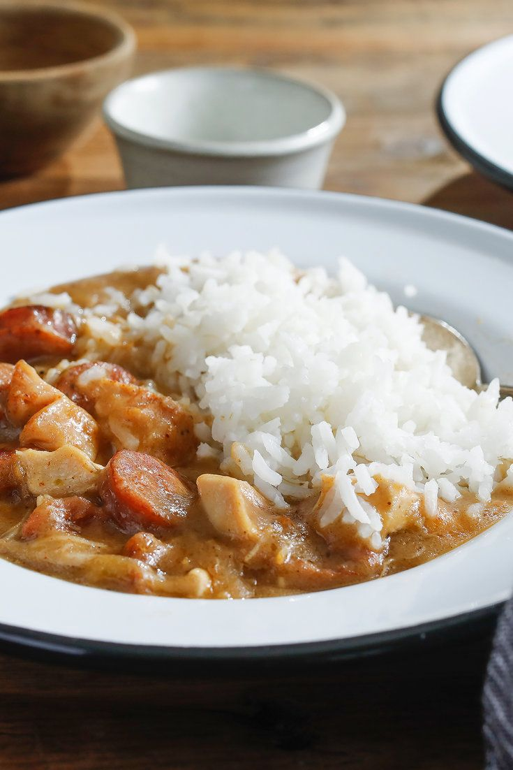 This recipe came to The Times in 1983 from Paul Prudhomme, the New Orleans chef who put Louisiana on the American culinary map. It is a hearty, rich Creole stew generously seasoned with black and white pepper, cayenne, paprika and filé powder, a spice made from the leaves of the sassafras tree. Filé powder is readily available in most grocery stores and online, and while it's not 100 percent necessary, it lends a distinctive, earthy quality to the dish. (Photo: Craig Lee for NYT)