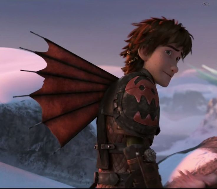 dad from how to train your dragon