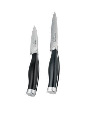 Calphalon  Contemporary 2-Piece Paring Knife Set - Black - One Size
