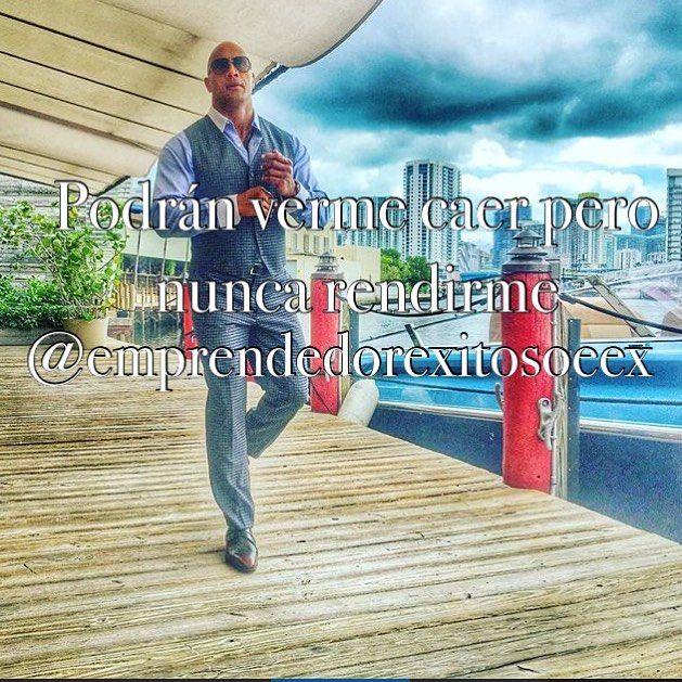 Podrán verme caer pero nunca rendirme.  #motivacion #emprendimiento #exito #estilodevida #emprendedorexitosoeex #teameex #serexitoso #emprendimiento #emprendedor  #negocios #exitosos #millonarios #personasexitosas #colombia #usa @emprendedorexitosoeex by emprendedorexitosoeex