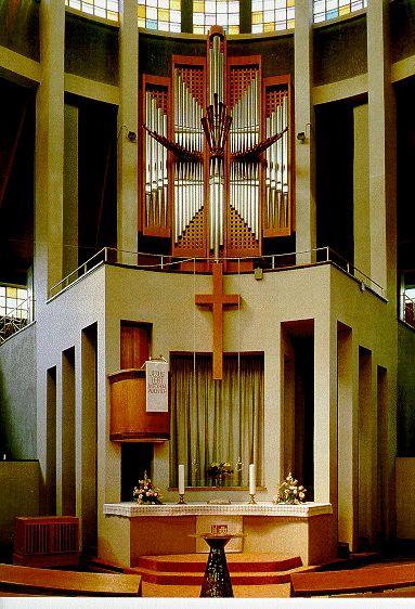 Auferstehungskirche Essen - Otto Bartning - 1930