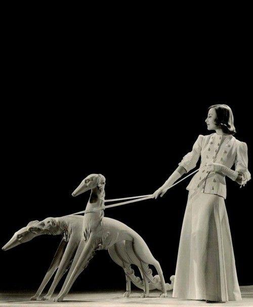 ღ ♥ ღ ♥  French Sampler: Greyhounds  Their treatment, especially in Spain, can be deplorable in the racing world.
