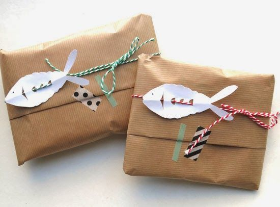 DIY wrapping inspiration