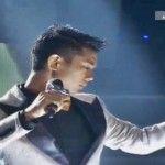 Penampilan Rafly Gowa Konser Final WildCard D'Academy 3 Jumat Malam 8 April