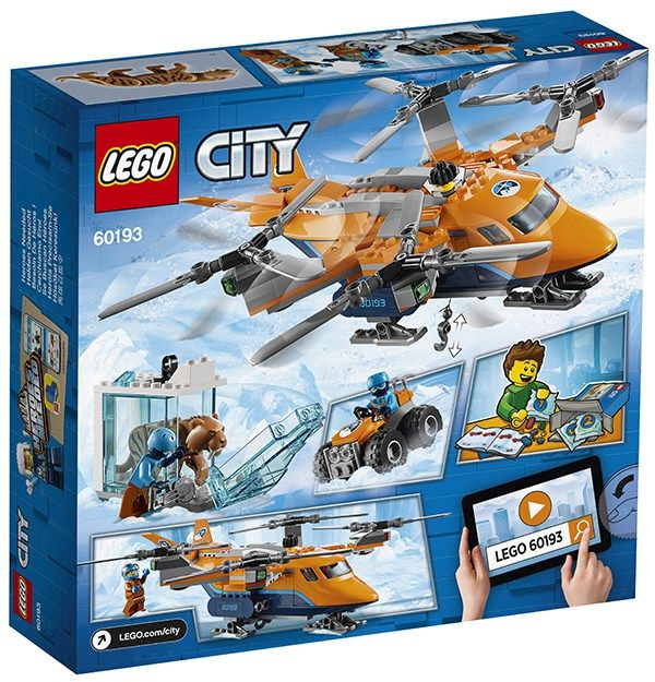 Lego City Summer 2018 Sets Revealed With Mammoths Saber Toothed Tigers News Arhitektura