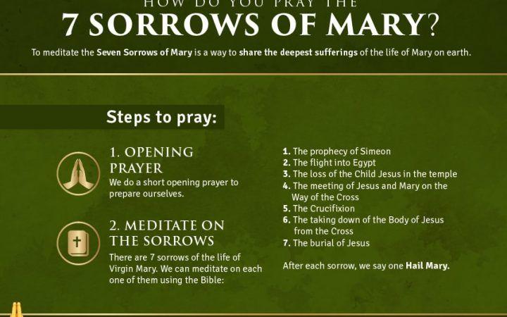 7 Sorrows of Mary