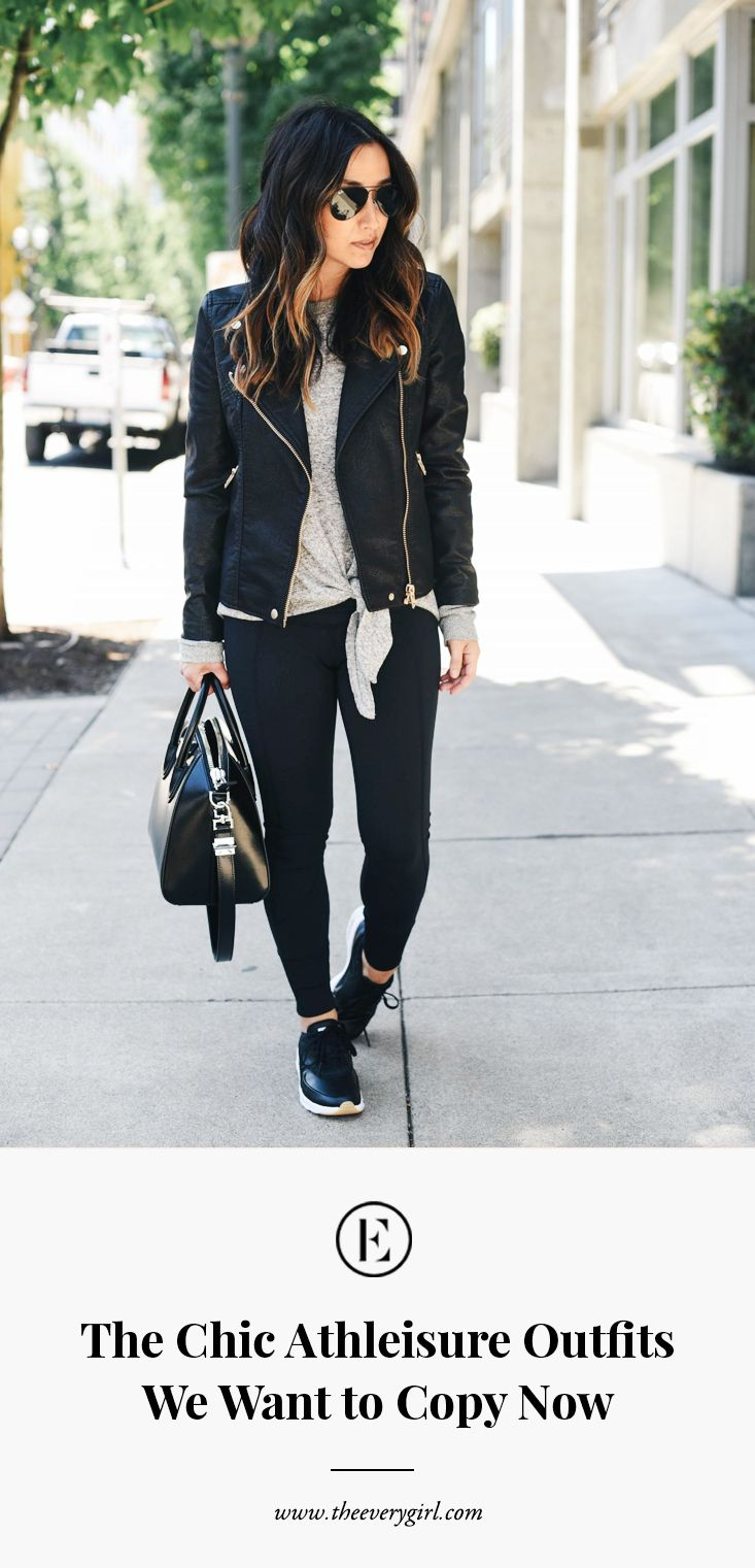 175ec2e86d The Chic Athleisure Outfits We Want to Copy Now | Fall & Winter ...