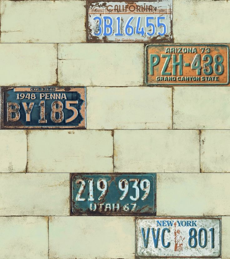 <p>Cargo is a porcelain series inspired by industrial buildings, the docks in port areas, and urban environments. The series is reminiscent of asphalt combined with the metallic-style vintage materials typical of garage style shops. The white brick wall tile is inspired by small brickwork found inside vintage buildings. There are also awesome license plate decos! The license plate decos come in 55 faces, see the datasheet link above to see all faces available.</p>