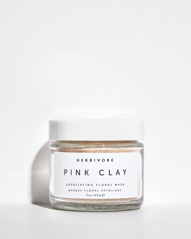 Pink Clay Exfoliating Mask