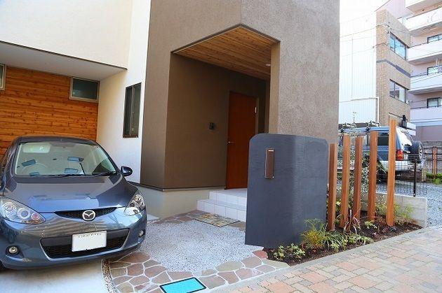 プライベート空間を愉しむお庭   施工例   浜松のエクステリア・外構なら都田建設
