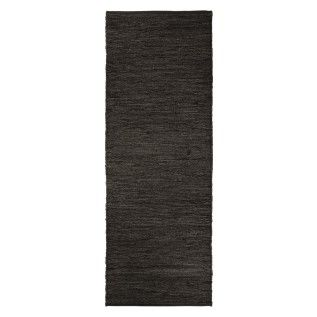 Carpet Jute 70x200 cm Grey