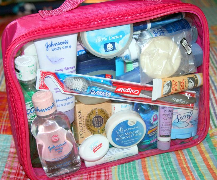 What to include in a Bridal Emergency Kit