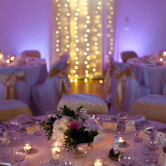 Il matrimonio e Aline Mathieu - Decorazioni di nozze - Centrotavola    Designer Wedding Parigi - Ile de France