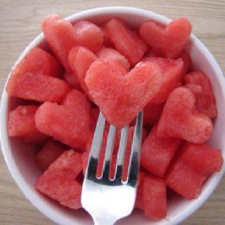 watermelon sounds good.