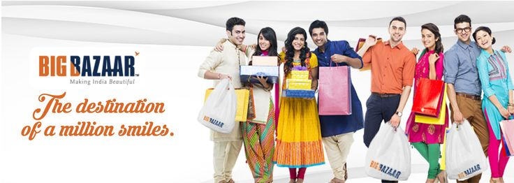 Shop for groceries, homeware, fashion, toys etc. @ best price | Bigbazaar.com