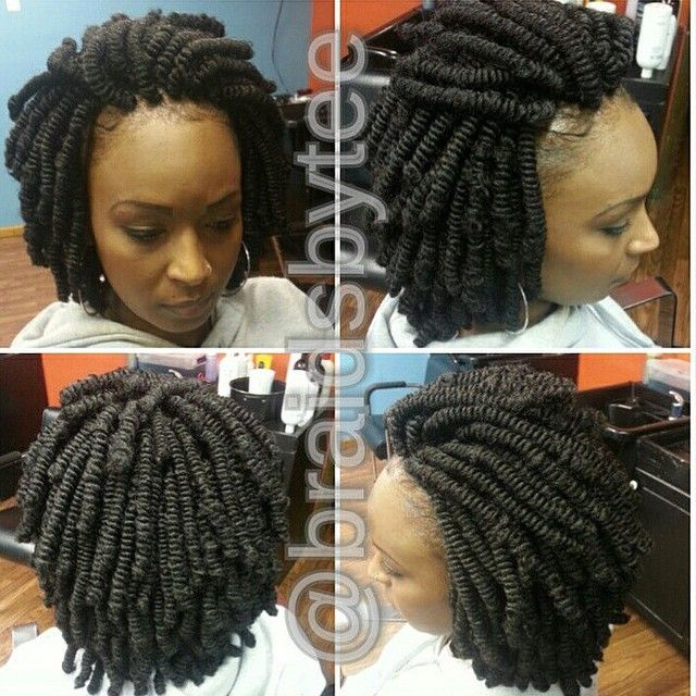 STYLIST FEATURE Love these #springtwists done by #MtOliveNC stylist ...