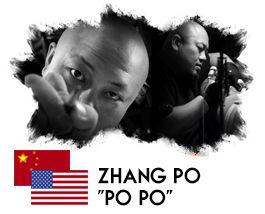 """ZHANG PO """"PO PO"""""""