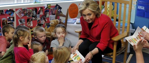 Hillary Clinton charged a kids' charity $200,000 to speak — and she pocketed every dime. | The Daily Caller