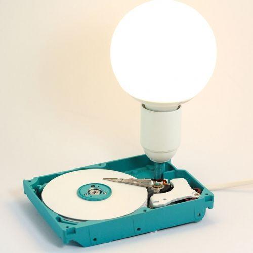 Computer Hard-Disk Drive (HDD) interior lamp   tablo.ro