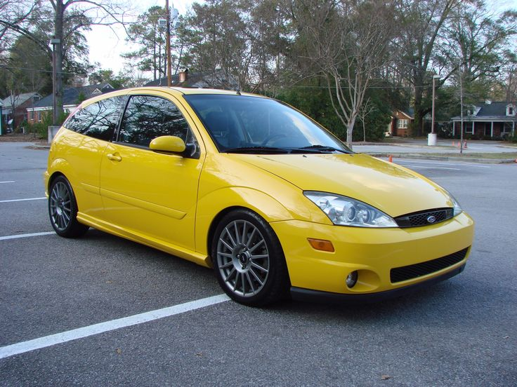 Original-Owner 2004 Ford Focus SVT //bringatrailer.com/listing & Best 25+ Ford focus svt ideas on Pinterest | Ford focus 4 Ford ... markmcfarlin.com