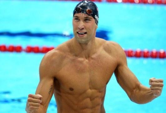 Gold Medal Winner Matt Grevers