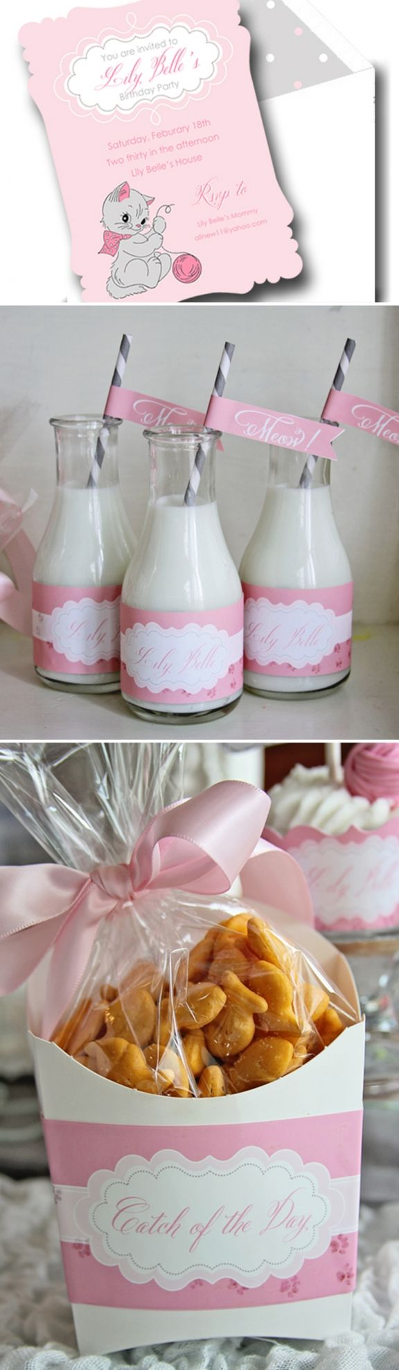 Kitty Cat Party by Loralee Lewis... I've got a bridal shower for u :) @Kathy Grau