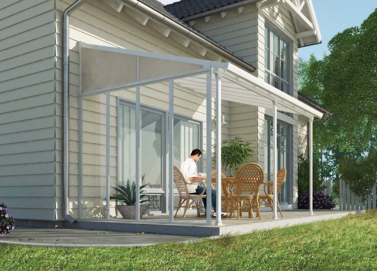 Palram Feria Patio Cover Sidewall Kit Appreciation In