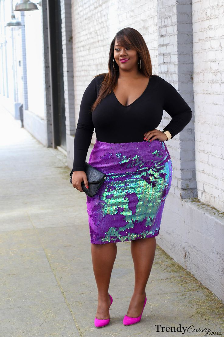 Plus Size Holiday Fashion   TrendyCurvy