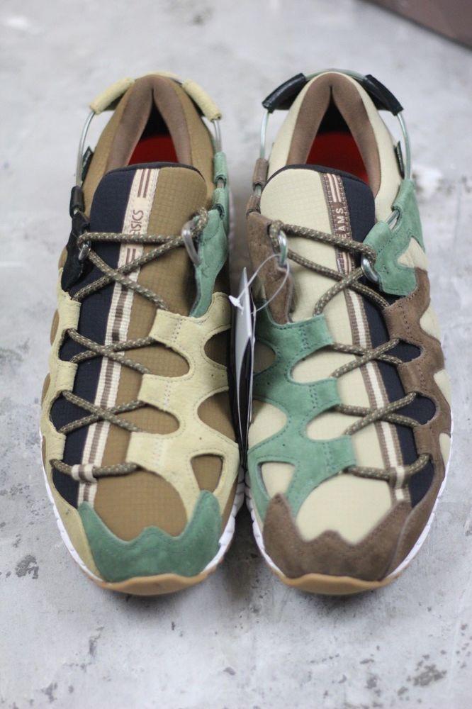 designer fashion a15ed b4426 UK 8 - ASICS Tiger Gel-Mai GORE-TEX x BEAMS - H8P0Q-0279 ...