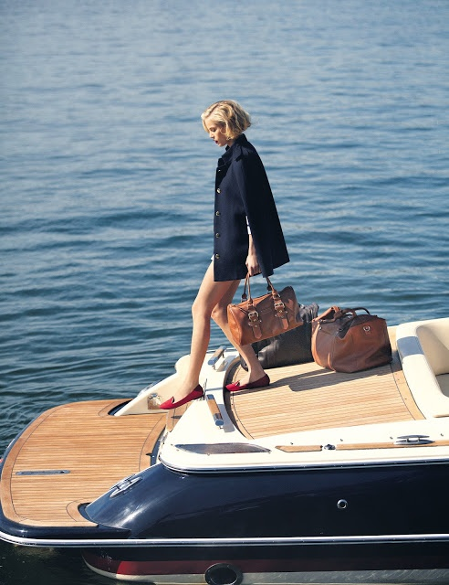 Ceec Design Fashion Blog Inspiration Edited by Jamie Koustas: Sunday Sailing