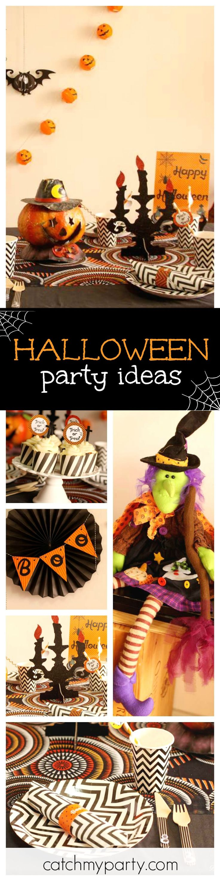 905 best Halloween Party Ideas images on Pinterest