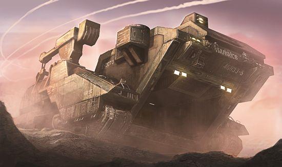 Halo: Spartan Assault Artwork (Mammoth)