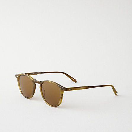 Garrett Leight Hampton Sunglasses | Mens Sunglasses | Steven Alan